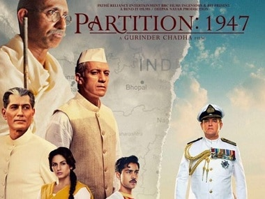 The poster of Partition: 1947. Image from Instagram