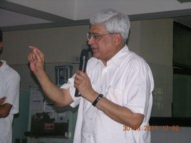 File Image of Prakash Karat. PTI