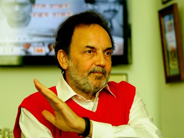 File image of NDTV founder Prannoy Roy. Getty Images
