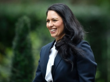 Priti Patel reappointed as secretary of state for international development. Reuters
