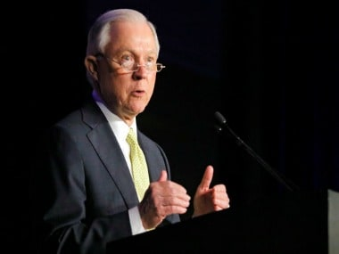 File image of Jeff Sessions. AP