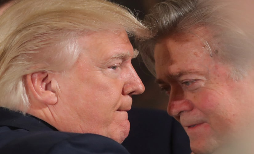 Will Steve Bannon chat up Trump before #ModiTrump summit? / Reuters