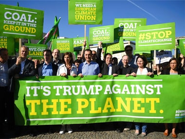 Paris Climate Agreement: Four US states join alliance committed to upholding deal