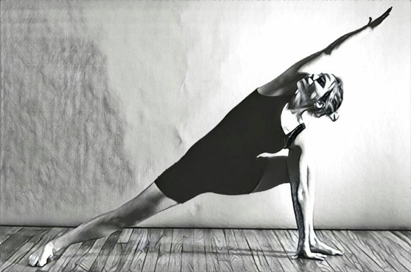 Yoga offers tremendous benefits for working professionals. Photo courtesy Aaron Neifer/freeimages.com