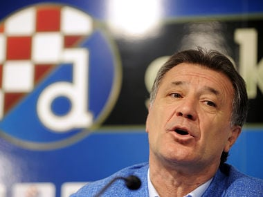 Former Dinamo Zagreb chief Zdravko Mamic in this file photo. AFP