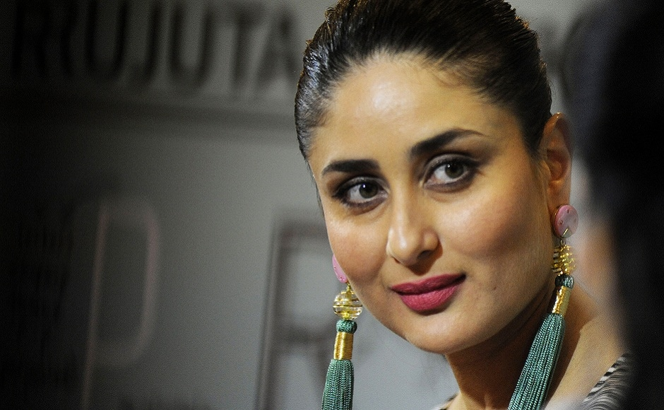 Everyone knows that Kareena Kapoor is a big fan of celebrity dietician Rujuta Diwekar. (AFP Photo)