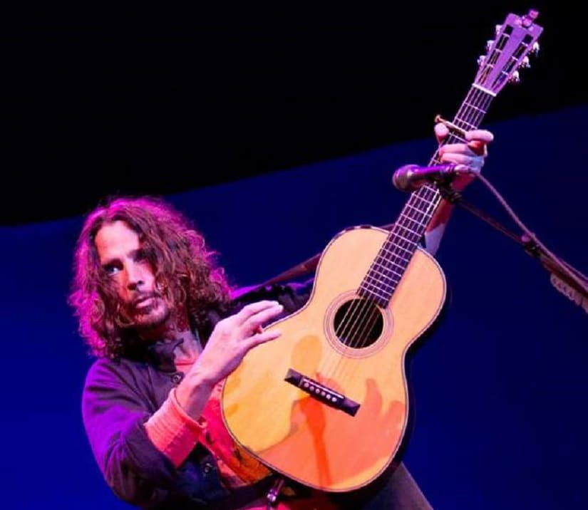 Chris Cornell. Image from Facebook