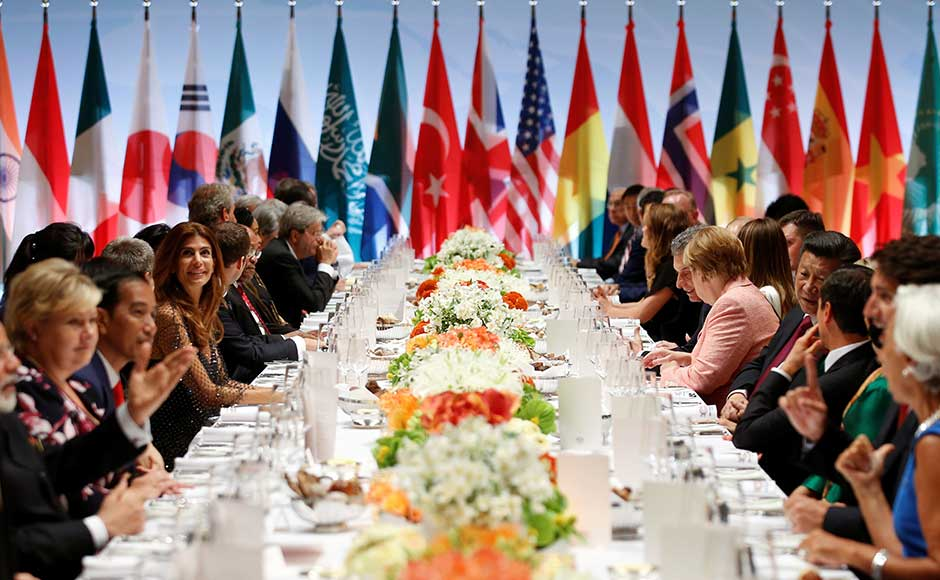 In a departure from final summit declarations that tend to outline consensus on issues that range from fighting terrorism to financial governance, the extraordinary conclusions this year spelled out differences on core issues. AP