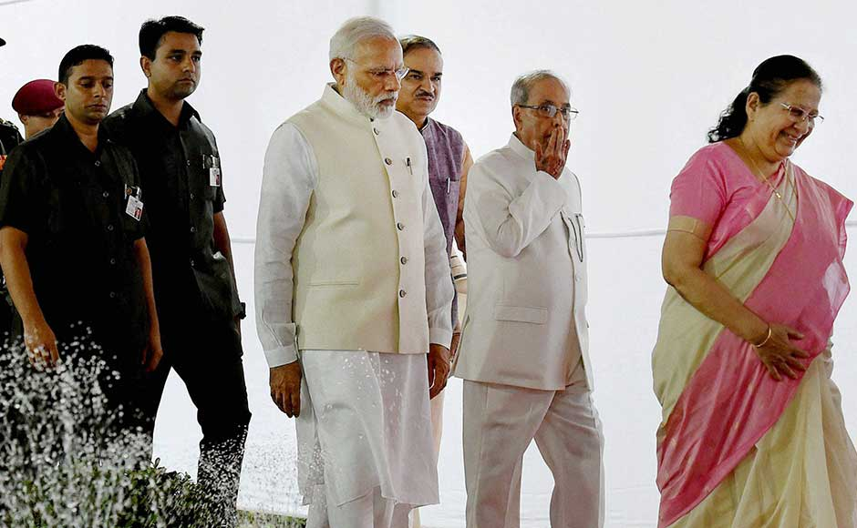 "Mukherjee said he ""greatly benefited"" from the advice and cooperation extended Modi at ""every step"". ""With passion and energy, he (Modi) is driving transformational changes in the country. I will carry with fond memories of our association and his warm and courteous behaviour,"" he said. PTI"