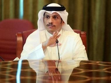 Sheikh Mohammed bin Abdulrahman Al-Thani. Reuters