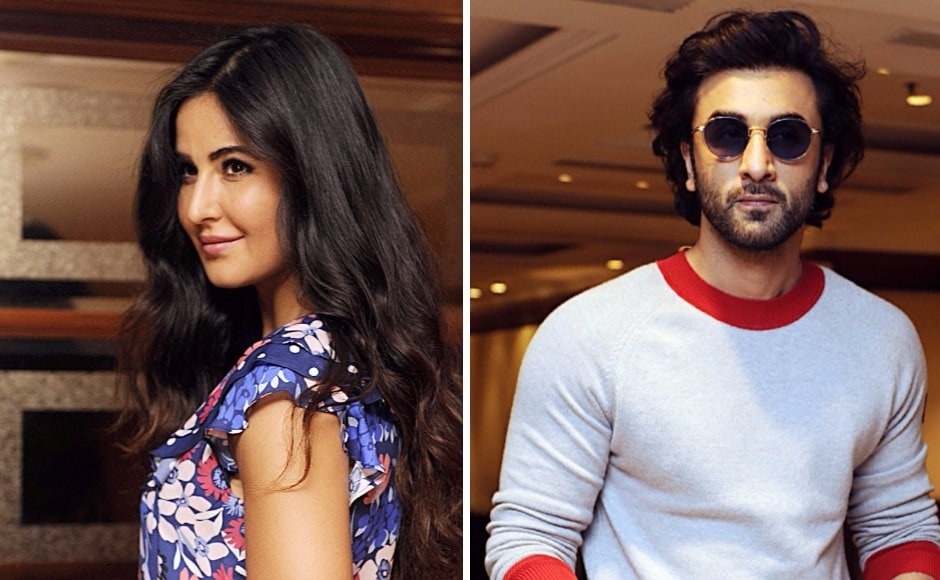 Katrina Kaif and Ranbir Kapoor have been extensively promoting Jagga Jasoos in the run-up to its 14 July release. Photo: AFP