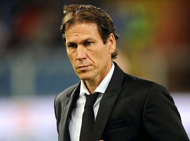 Rudi Garcia is looking to revitalize Marseille. Getty Images