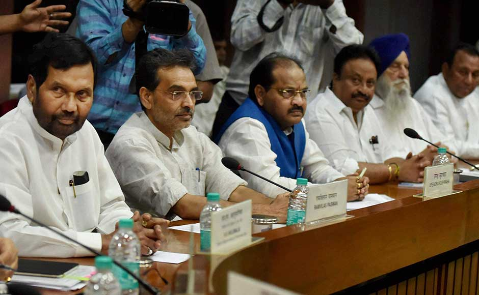 There was consensus on ensuring the smooth functioning of Parliament and that deadlocks should be resolved through constructive discussion, Ananth Kumar said. PTI