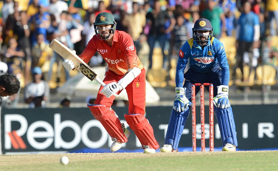 It was then left to captain Graeme Creme and Sikandar Raza to ensure Zimbabwe didn't miss out on a golden opportunity to complete a rare series win against Sri Lanka. AFP