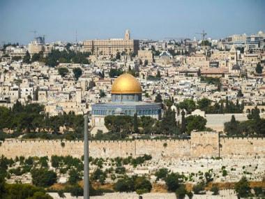 Al Aqsa mosque at Jerusalem. AP