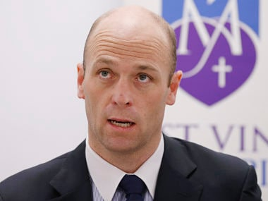 File image of Australian Cricketers' Association chief executive Alistair Nicholson. Reuters