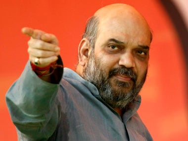 File image of BJP president Amit Shah. Reuters