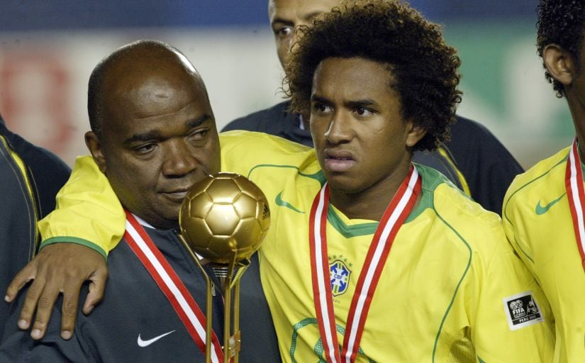 Anderson failed to blossom into a top player that Brazil and Manchester United were hoping for. Reuters