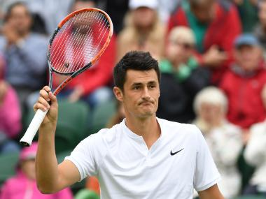 File image of Bernard Tomic. Getty Images