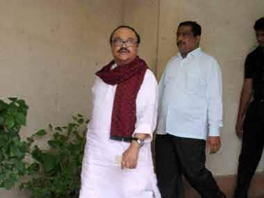 File image of Chhagan Bhujbal. PTI