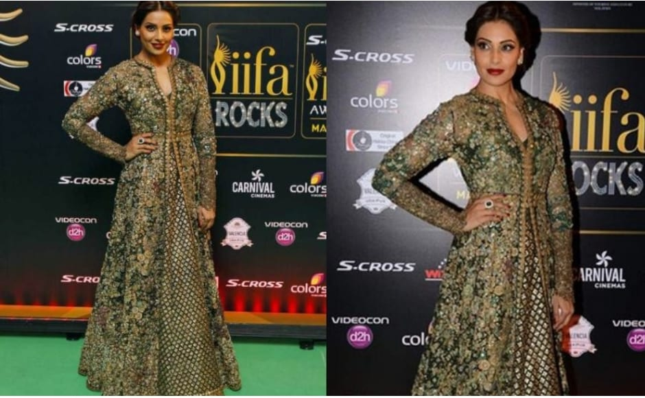 Bipasha Basu at IIFA 2015 - Best Dressed.
