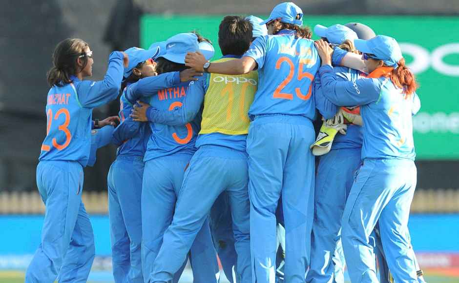 Mithali sounds warning for England