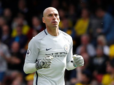 Premier League: Chelsea sign former Manchester City goalkeeper Willy Caballero