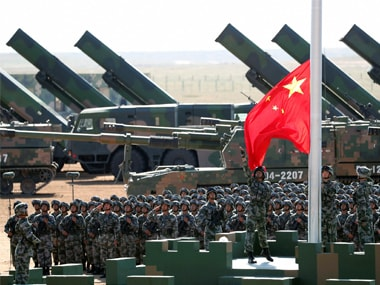 China increases defence budget to $175 billion, expenditure second only to US but three times higher than India's