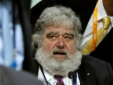 Former FIFA official-turned-whistleblower Chuck Blazer, who exposed graft in world football body, no more