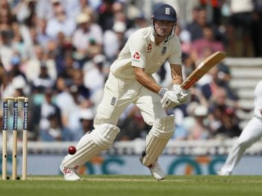 England vs South Africa: Alastair Cook holds firm as Proteas chip away on rain curtailed Day 1