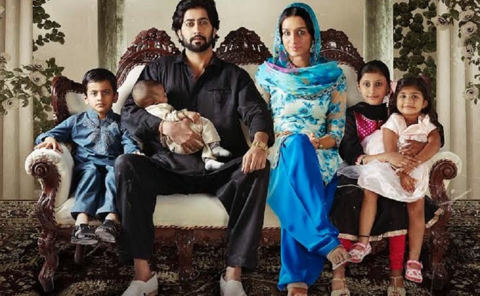 Ankur Bhatia plays Ibrahim, Haseena Parkar's husband in the film. The film will premiere on 18 August. (Image via Twitter)