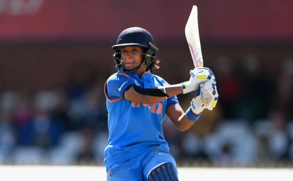 But, this was the day that will be known for the swashbuckling innings by India's Harmanpreet Kaur. Her 171* ensured India reached the Women's World Cup final for the second time. India avenged the losses to Australia earlier in the tournament and the 2005 World Cup final.  Twitter/@icc