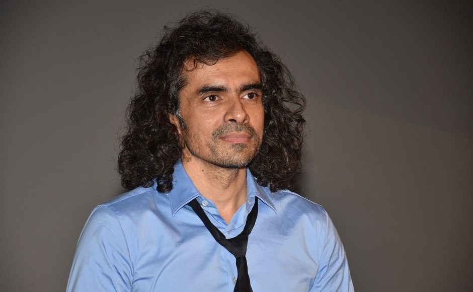Director Imtiaz Ali at the event