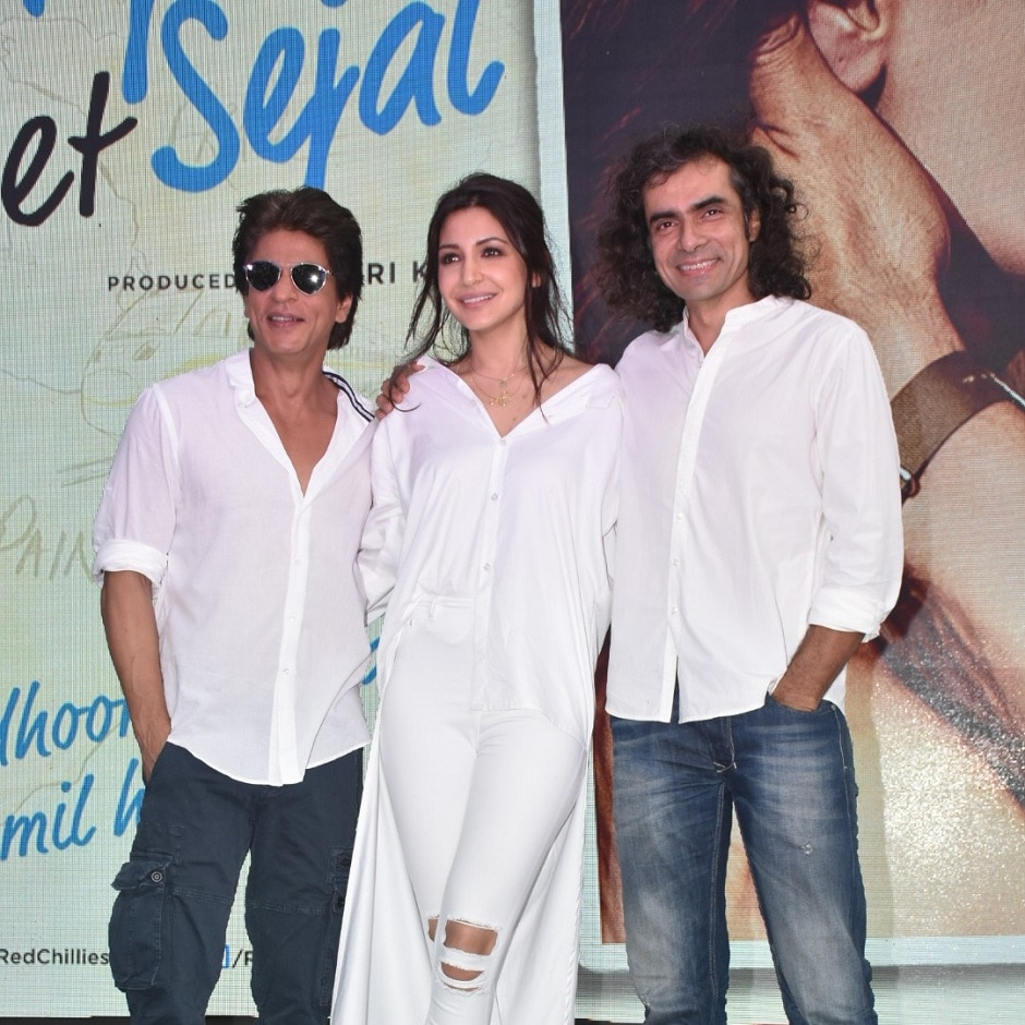 Jab Harry Met Sejal romantic track 'Hawayein&#039 had an open-air launch see