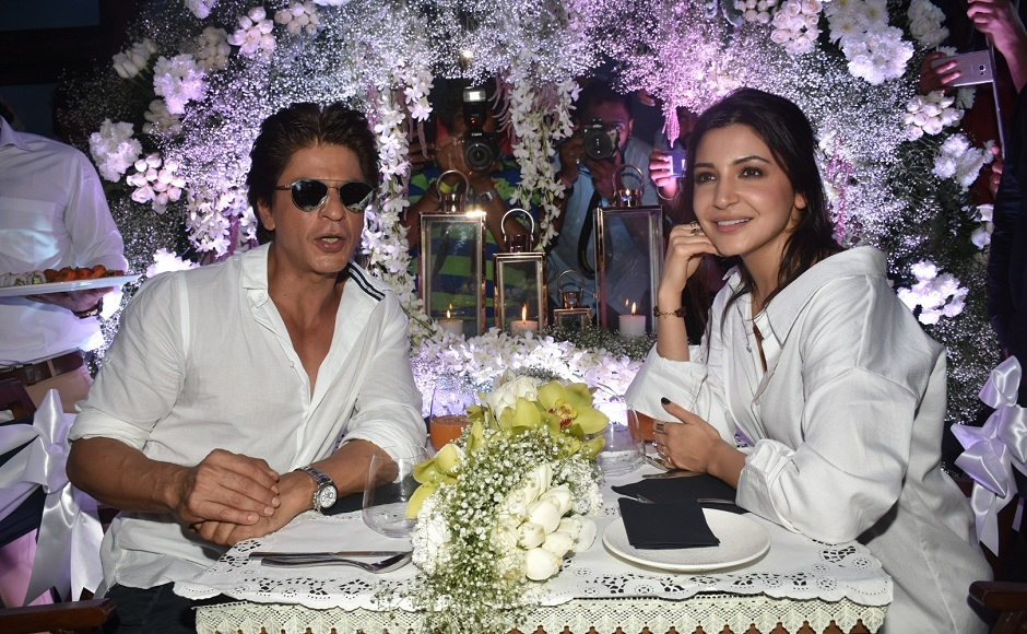 Harry met Sejal over a sundowner date after the launch of the film's new song 'Hawayein' that breathes the air of romance between the lead characters of the film played by Khan and Sharma.