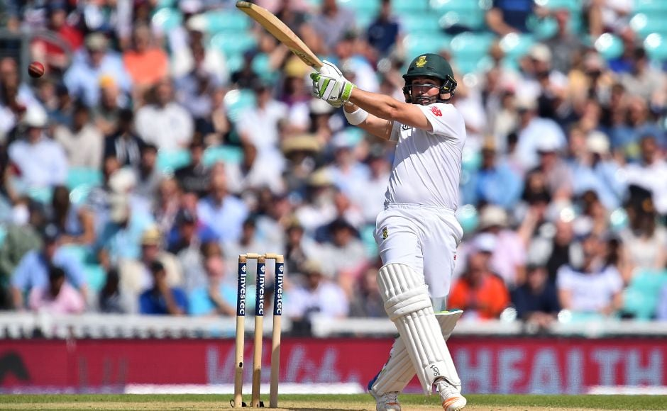 Proteas battling to save Oval Test