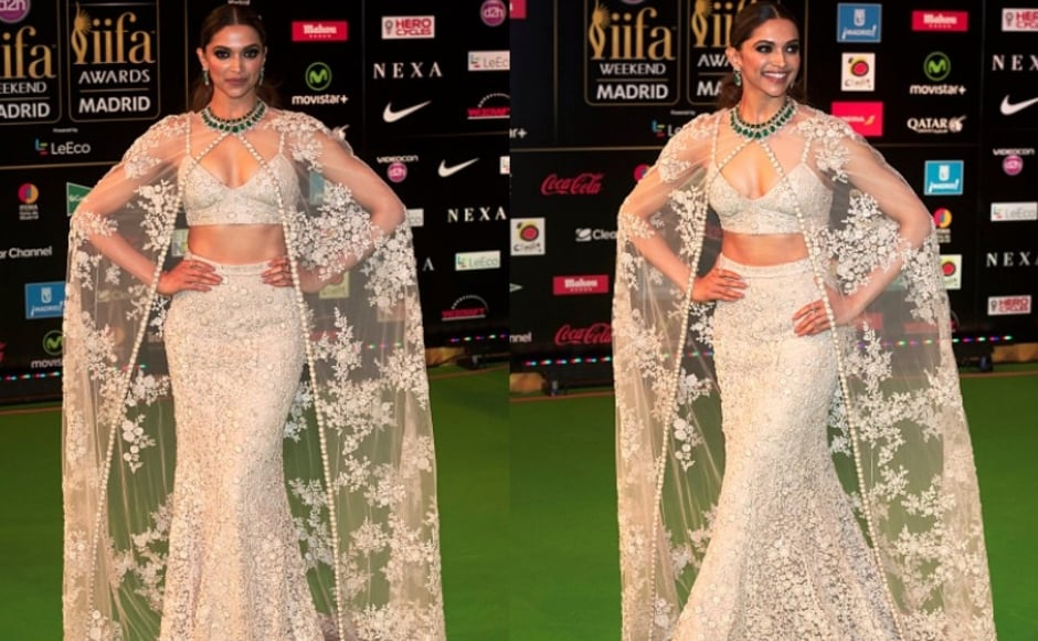 Deepika Padukone at IIFA 2016 - Best Dressed