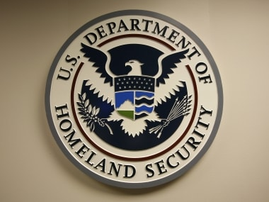 Department of Homeland Security. Reuters