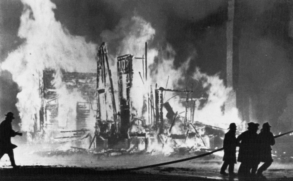 During the Detroit riots, the city lost more than 2,000 shops to fires or looting, many of them owned by blacks. AP