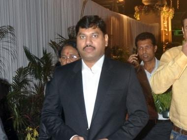 File image of NCP leader Dhananjay Munde. PTI