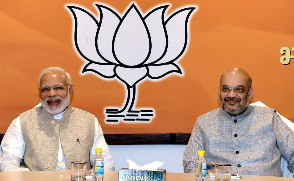 Later, BJP announced it's support to Nitish. It's legislators met Nitish's JD(U) MLAs. Nitish handed over a list of 132 MLAs whose support he had, to governor Tripathi. PTI