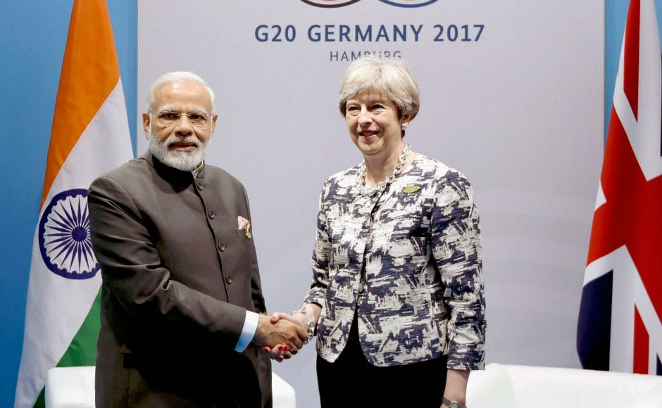 At the summit, Modi presented a 10-point agenda on fighting terrorism which was endorsed by the G20 leaders. PTI
