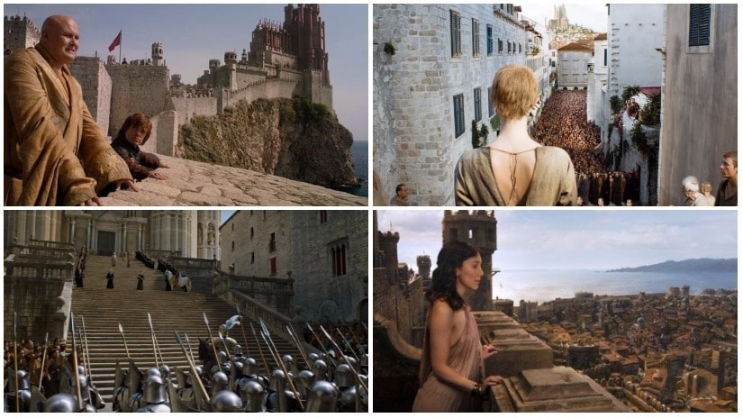 King's Landing, from Game of Thrones
