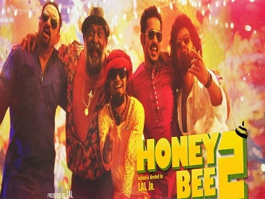 The poster of Honey Bee 2: Celebrations. Twitter