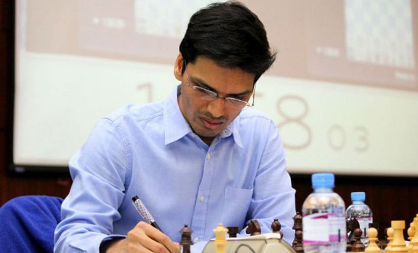 Nepomniachtchi tested Hari's temperament yesterday with the Sicilian Najdorf