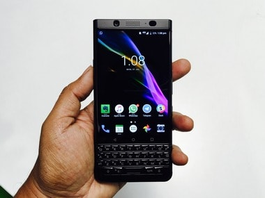 BlackBerry KEYone first impressions: After Nokia and HTC, this is BlackBerry's comeback
