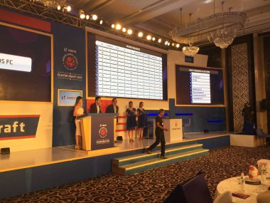 ISL 2017/18 Player Draft, as it happened: Eugenson Lyngdoh, Robin Singh go to ATK, Subrata Pal joins Jamshedpur