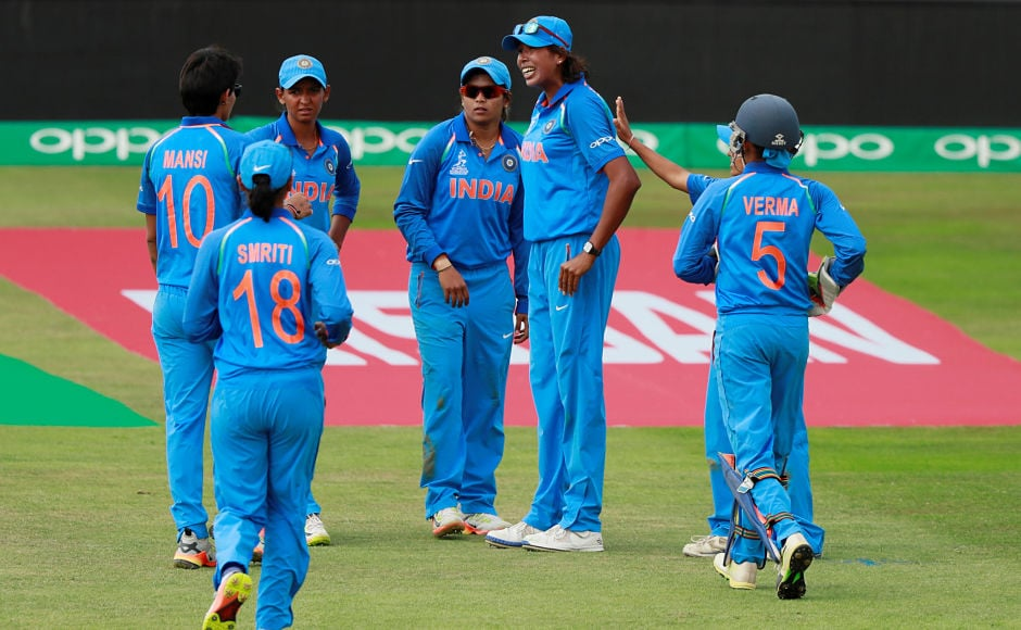 India Women defeated Sri Lanka Women by 16 runs to record their fourth consecutive victory in Women's World Cup 2017. Reuters