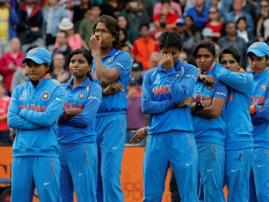 ICC Women's World Cup 2017: Jhulan Goswami says team 'couldn't sleep' following loss in final