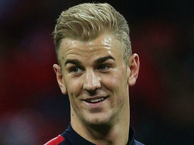 Joe Hart believes he needs to keep playing to be England's No. 1. Getty Images